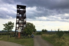 Cyklobobule 2019 - Rozhledna Kraví hora