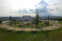 Cyklobobule 2020 - Schrattenberg (A) - Brána Druidů