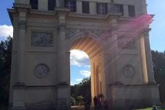 Cyklobobule 2020 - Valtice - Dianin chrám Randes Vous